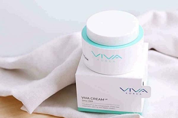 Kem Nở Ngực Viva Cream Korea