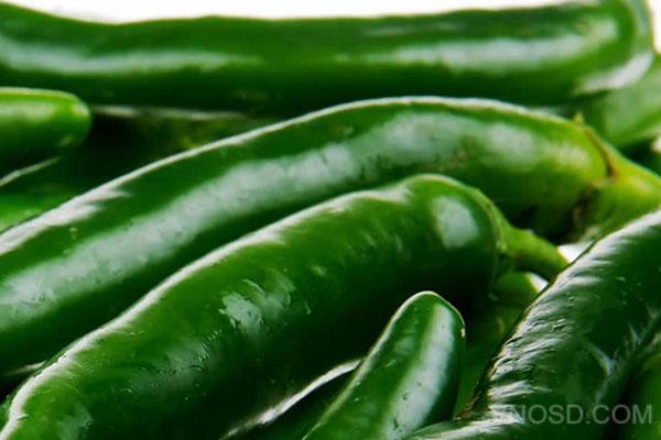 Ớt Xanh – Green Pepper